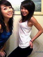 Photos of sexy amateur Asian girlfriends