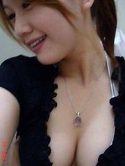 Photo gallery of steamy hot amateur Asian girlfriends