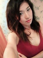 Hot and sexy collection of selfshooting nice Oriental chicks