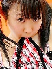 Japanese teen Erina Suenaga
