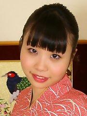 Japanese teen - Miki Kamigo