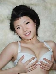 Nice selection of a group of sexy amateur Oriental GFs