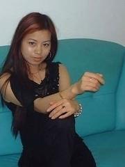 Nice gallery of a kinky sexy petite Asian girlfriend